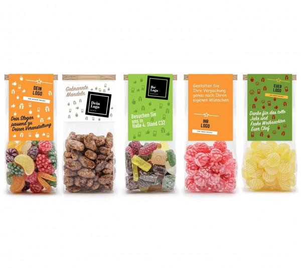 Süßigkeiten selbst gestalten! für Firmen & Events