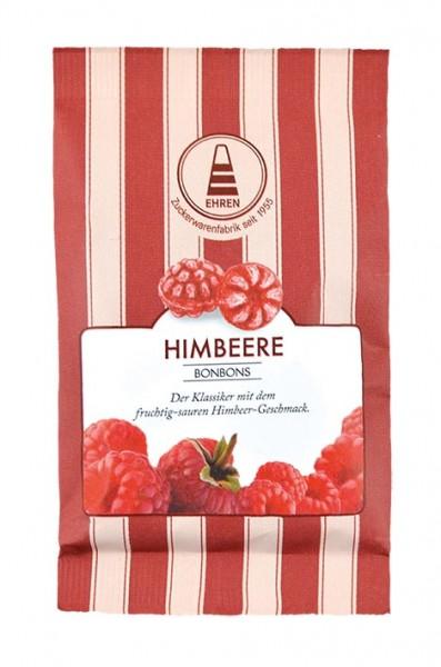 Himbeer-Bonbons im Tütchen