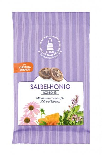 Salbei-Honig-Bonbons im Tütchen