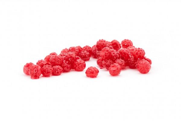 Himbeer-Bonbons, zuckerfrei