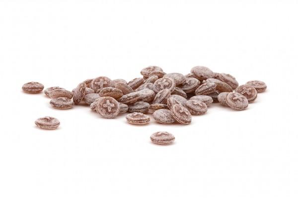 Salbei-Honig-Bonbons im Beutel