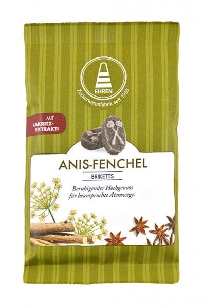 Anis-Fenchel Briketts im Tütchen