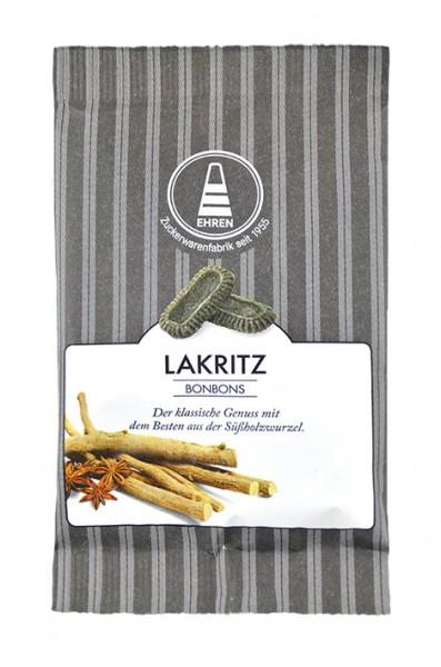 Lakritz-Bonbons im Tütchen